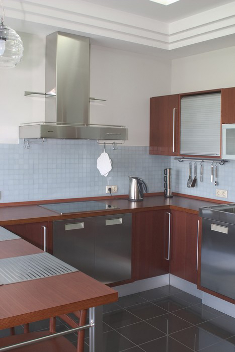 интерьер кухни - фото № 11996