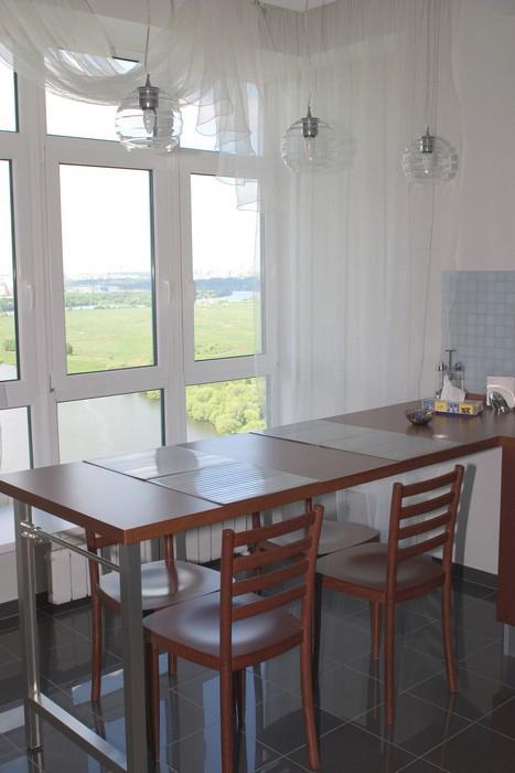 Фото № 11997 кухня  Квартира