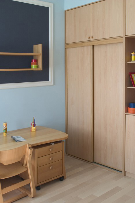 интерьер детской - фото № 11982