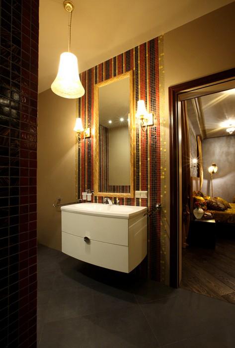 интерьер ванной - фото № 12309
