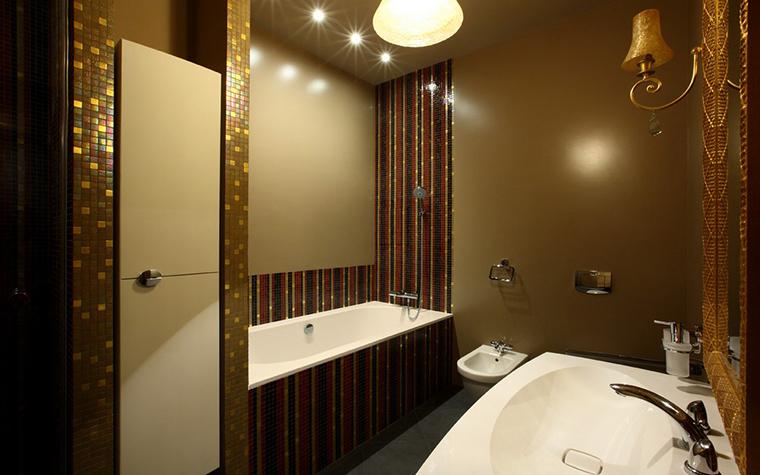 интерьер ванной - фото № 12308