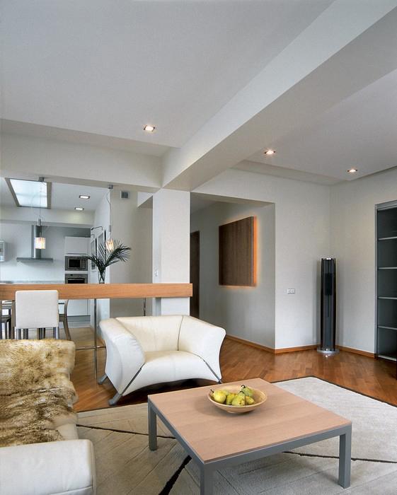 интерьер гостиной - фото № 12281