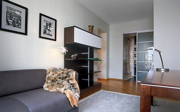 Квартира. кабинет из проекта , фото №12286