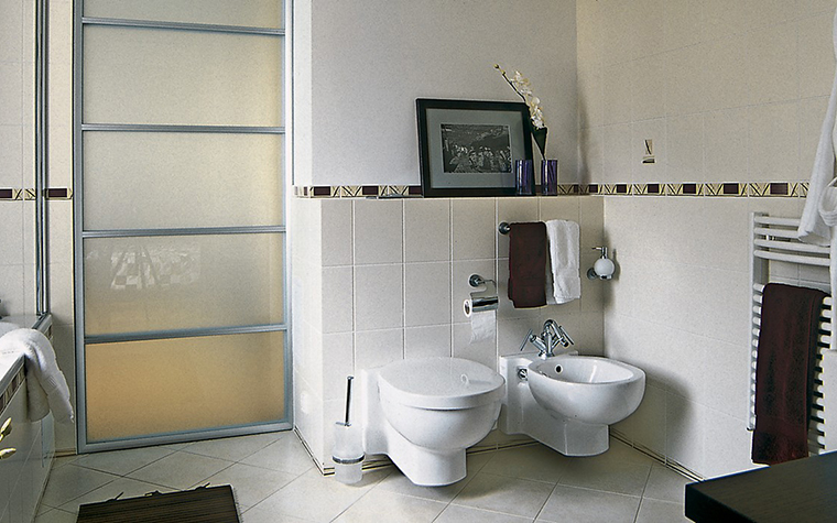 Квартира. ванная из проекта , фото №12284