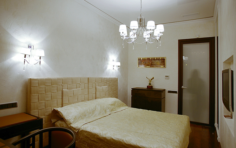 интерьер спальни - фото № 12340