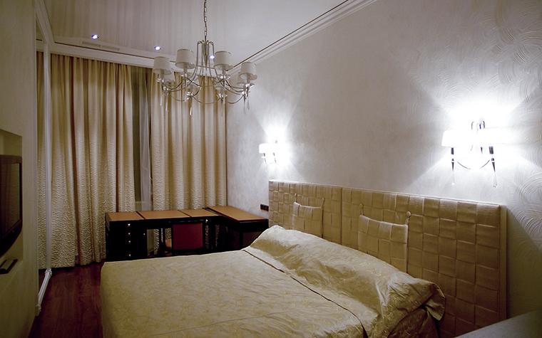 интерьер спальни - фото № 12342