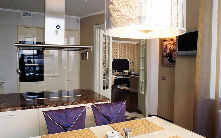 Квартира. кухня из проекта , фото №12348