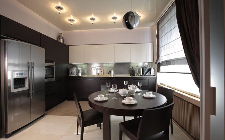 интерьер кухни - фото № 12363