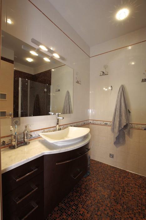 интерьер ванной - фото № 12367