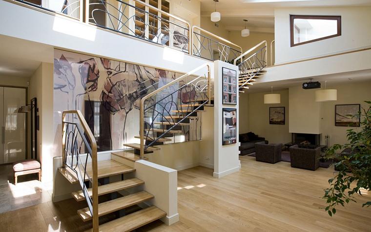 Квартира. холл из проекта , фото №12405