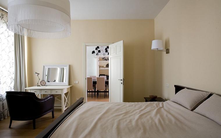 интерьер спальни - фото № 12404