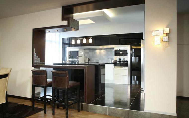 Фото № 12451 кухня  Квартира