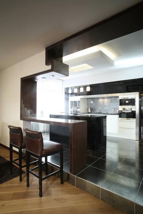 Фото № 12452 кухня  Квартира