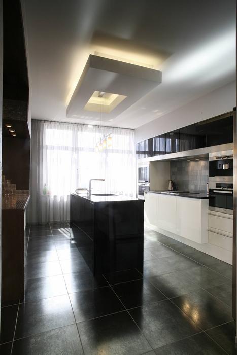 Фото № 12453 кухня  Квартира