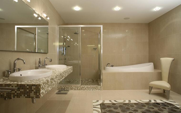 Фото № 12459 ванная  Квартира