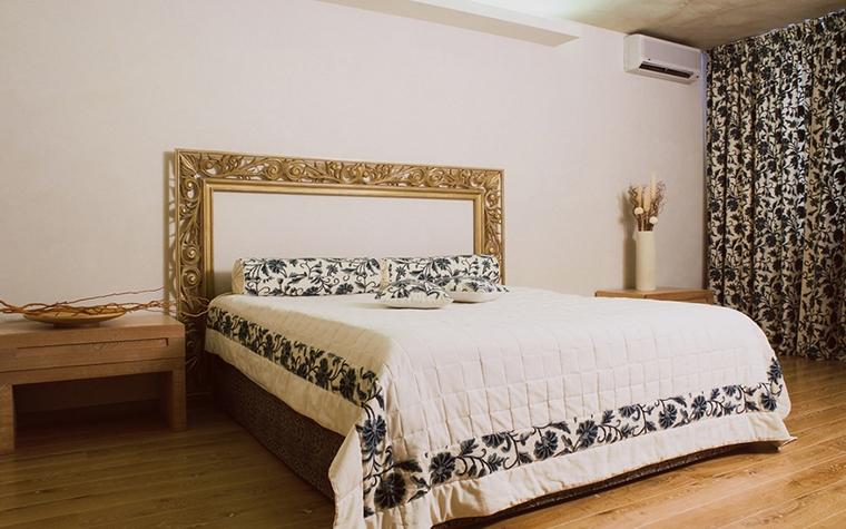 Квартира. спальня из проекта , фото №12569