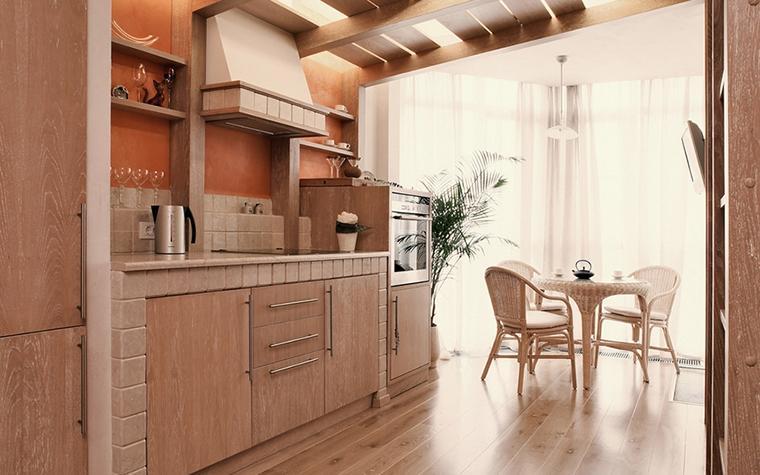 Квартира. кухня из проекта , фото №12570