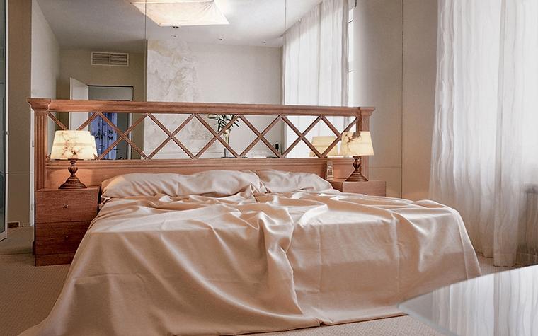 Фото № 12577 спальня  Квартира