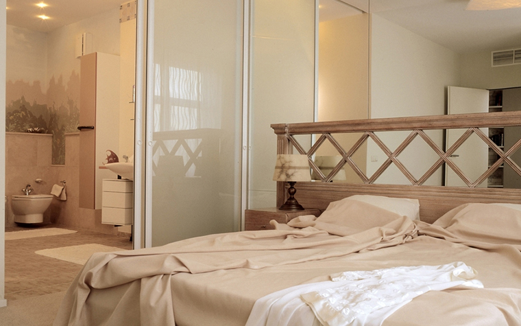 Фото № 12579 спальня  Квартира