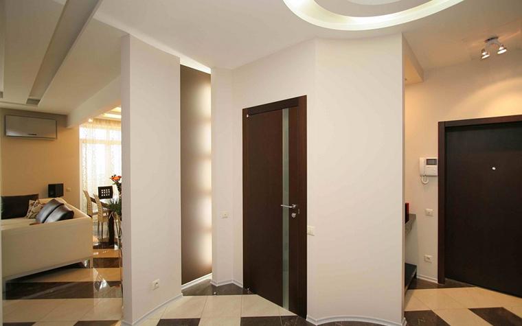 Квартира. холл из проекта , фото №12630