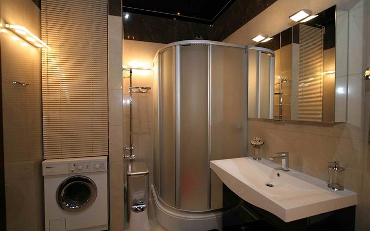 Квартира. ванная из проекта , фото №12627