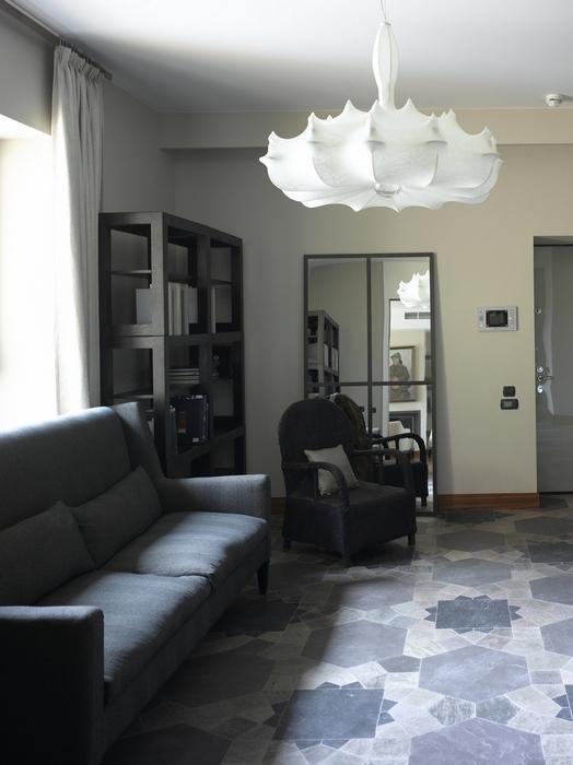 Квартира. холл из проекта , фото №13126