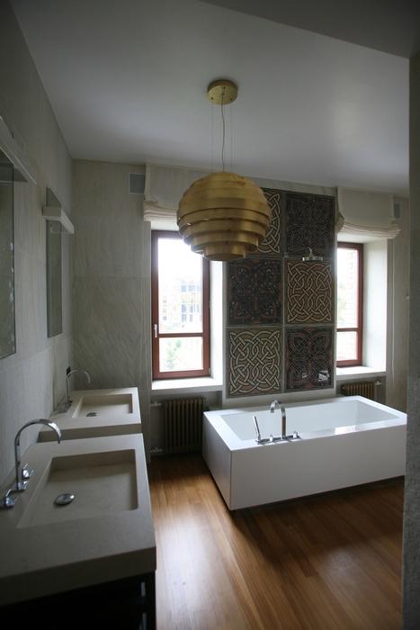 Квартира. ванная из проекта , фото №13127