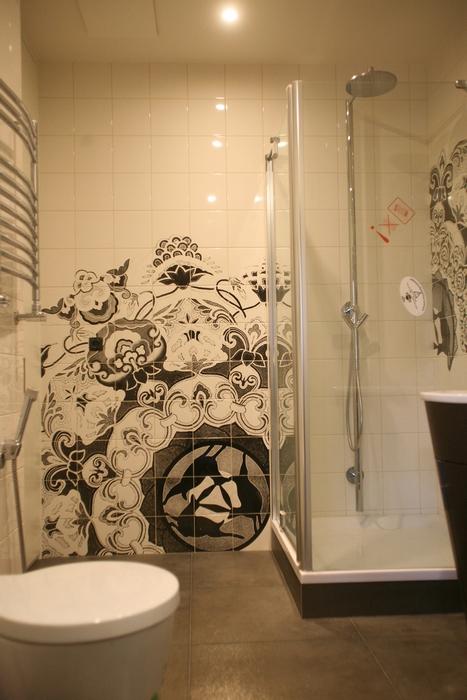 Квартира. ванная из проекта , фото №13118