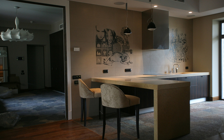 кухня - фото № 13122