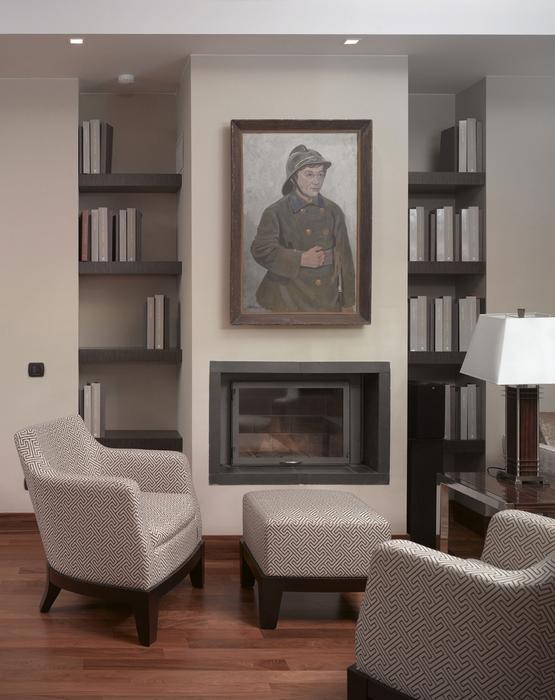 Квартира. гостиная из проекта , фото №13114