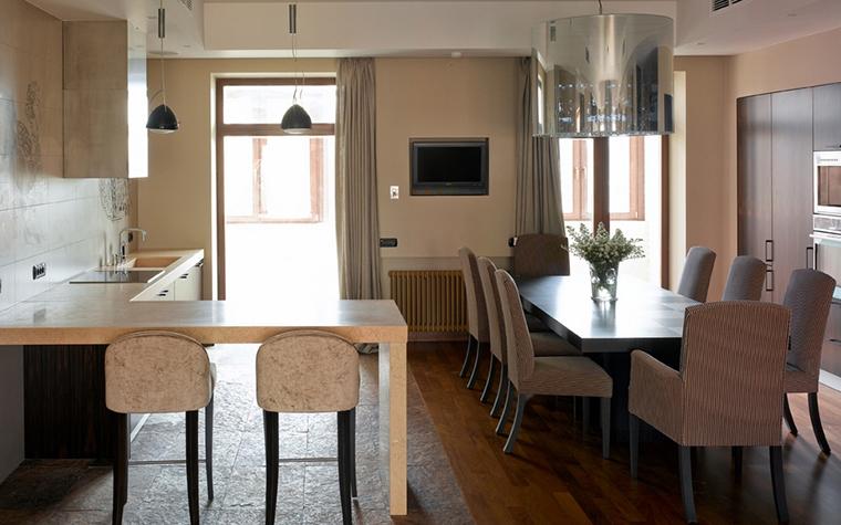 Квартира. кухня из проекта , фото №13120