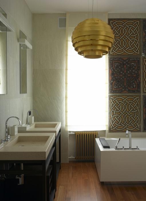 Квартира. ванная из проекта , фото №13116