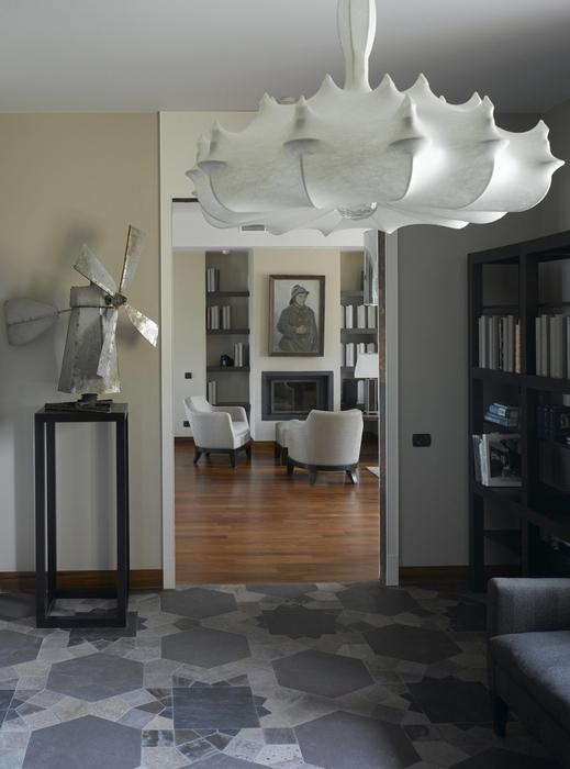 Квартира. гостиная из проекта , фото №13115