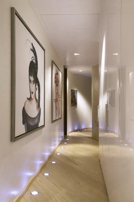 Квартира. холл из проекта , фото №12748
