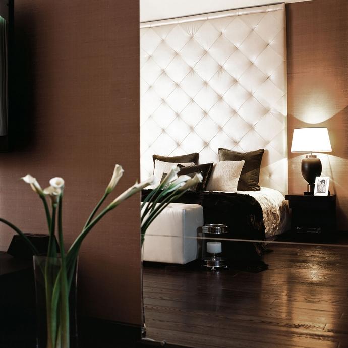 Квартира. спальня из проекта , фото №12757