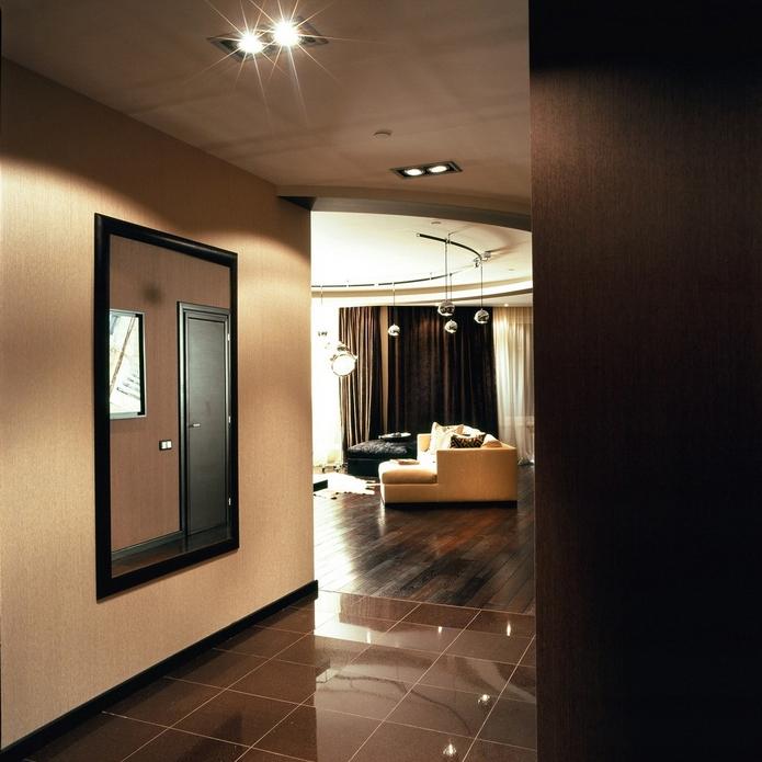 Квартира. холл из проекта , фото №12764