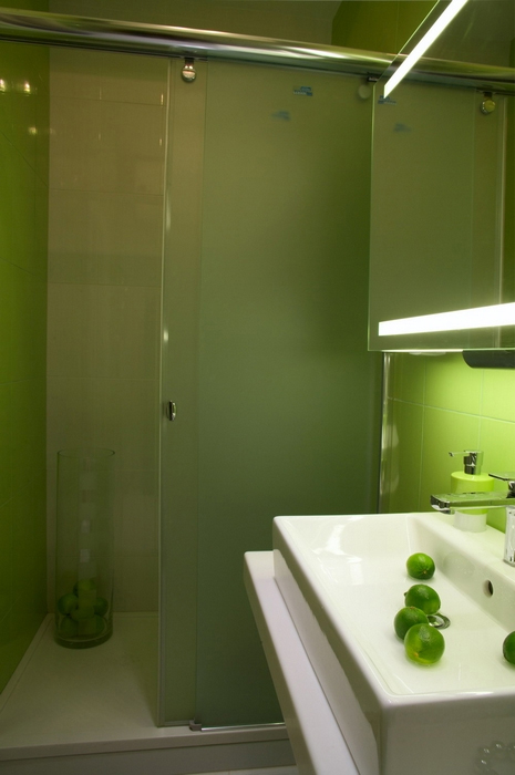 Квартира. ванная из проекта , фото №12783