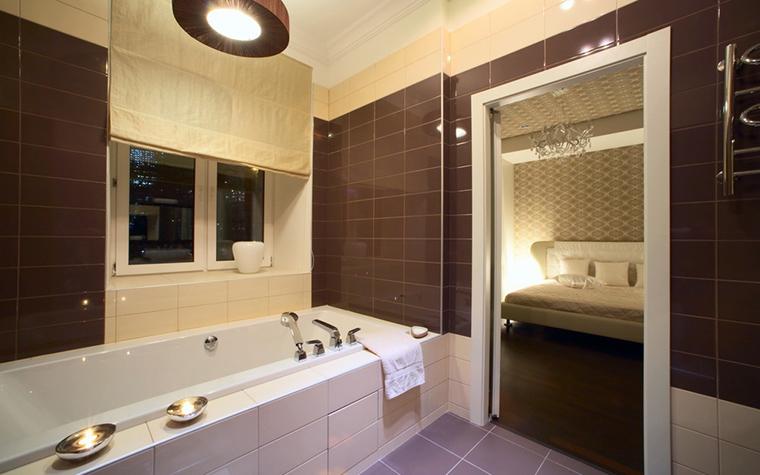 Квартира. ванная из проекта , фото №12785