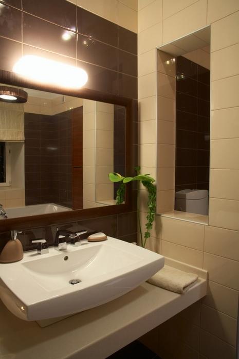 Квартира. ванная из проекта , фото №12787