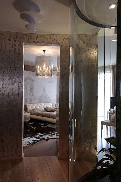 интерьер спальни - фото № 12877