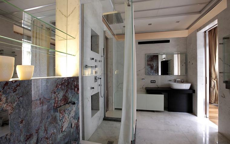 интерьер ванной - фото № 12852
