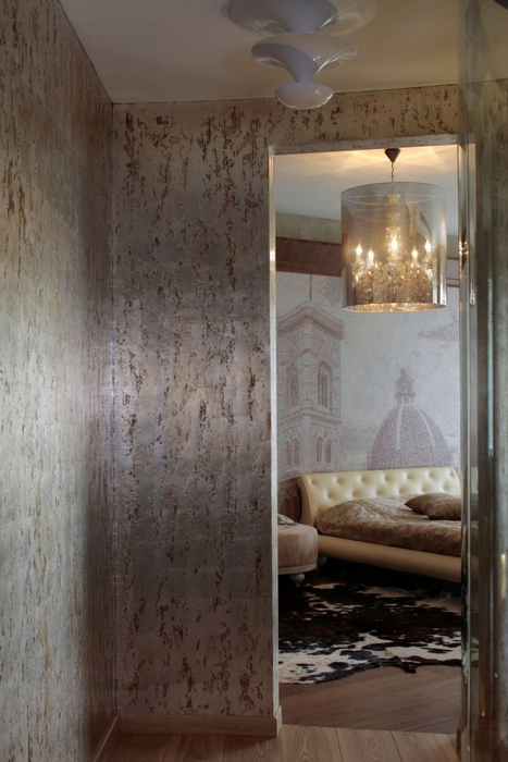 интерьер спальни - фото № 12878