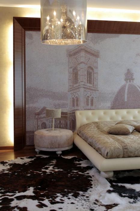 интерьер спальни - фото № 12879
