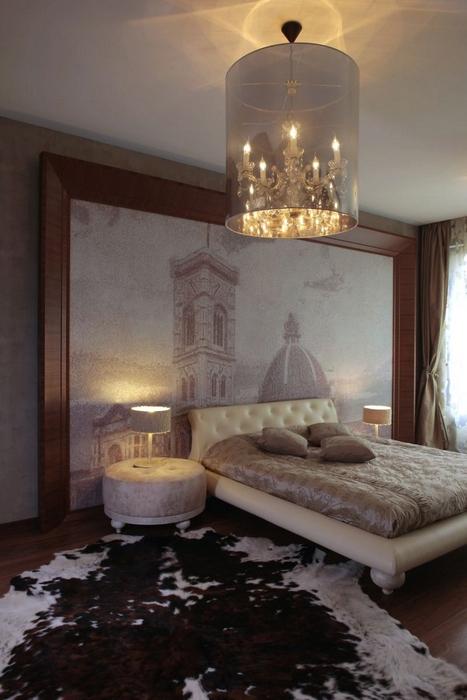 интерьер спальни - фото № 12881