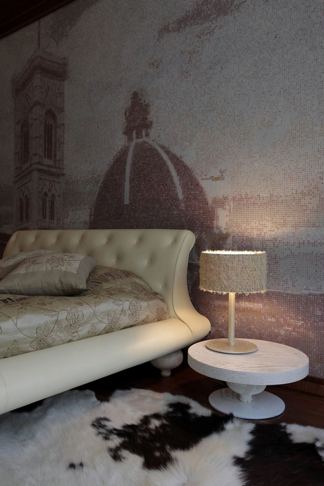 интерьер спальни - фото № 12882