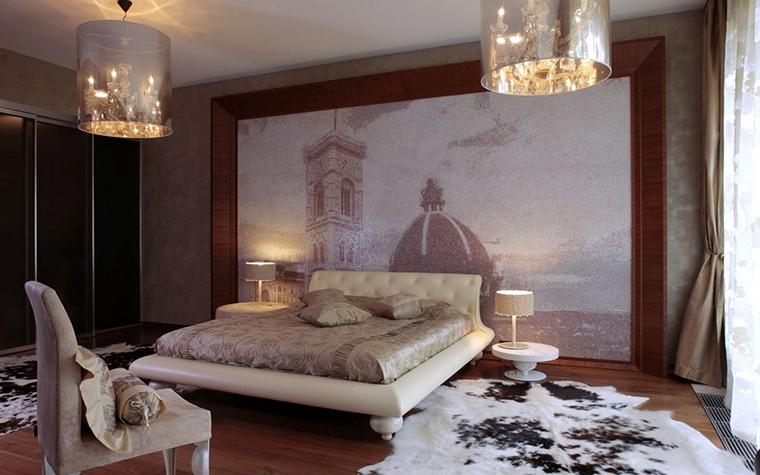 интерьер спальни - фото № 12883