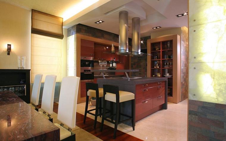 интерьер кухни - фото № 12902