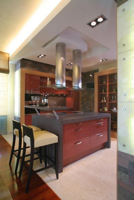 интерьер кухни - фото № 12903