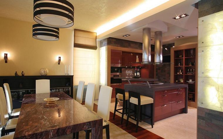 интерьер кухни - фото № 12904