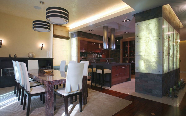 интерьер кухни - фото № 12905